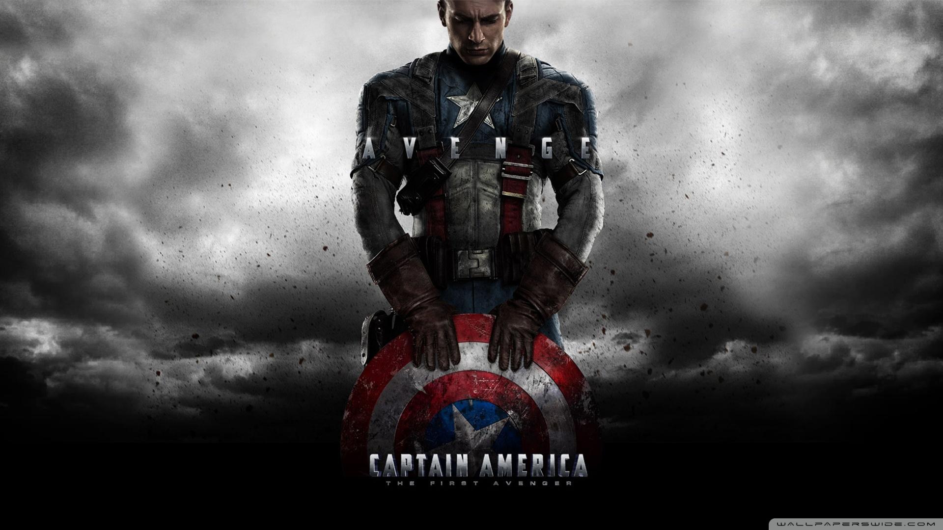 Captain America The First Avenger 2 Wallpaper 1920x1080 Captain 1920x1080
