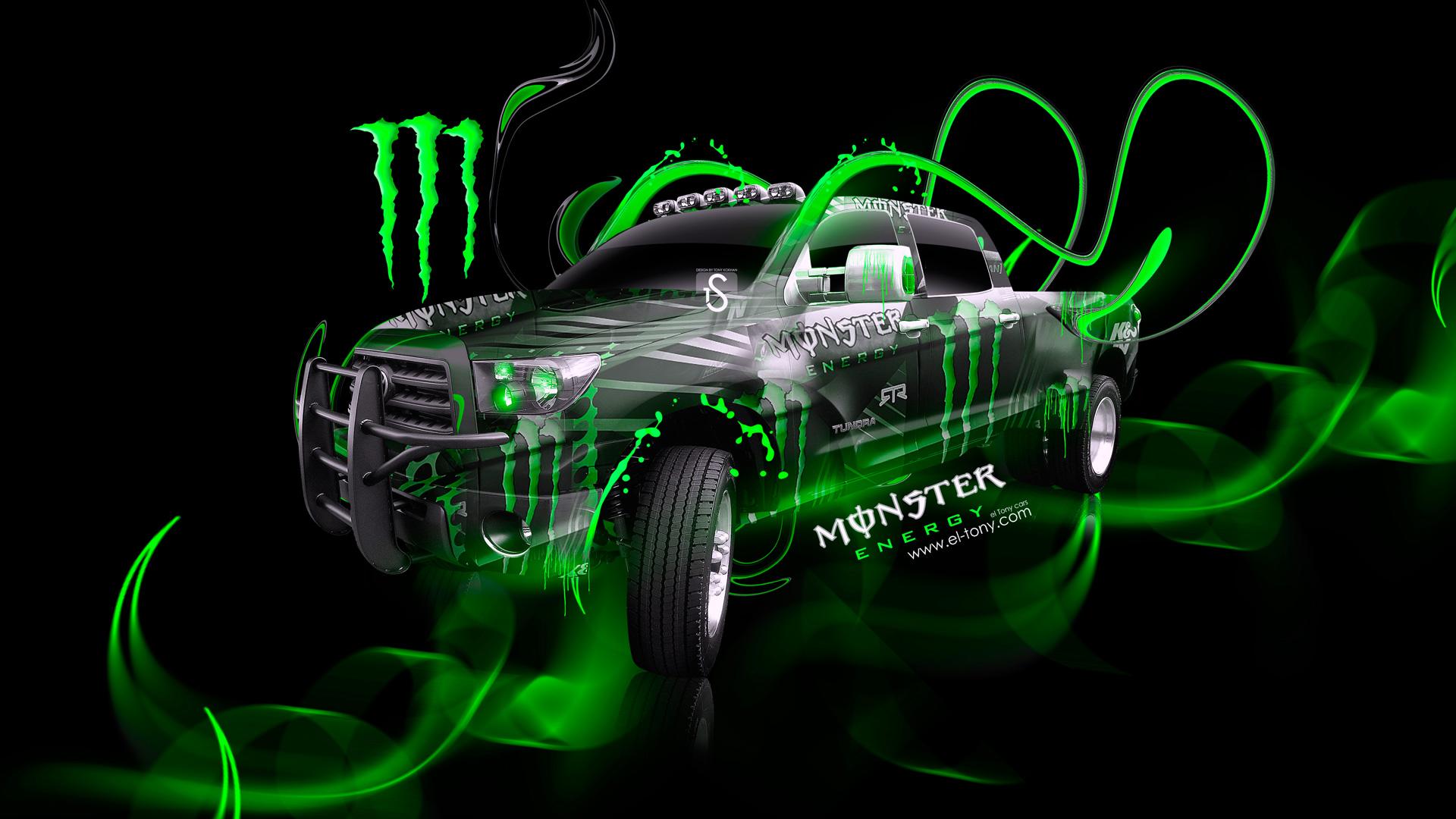 Monster Energy Toyota Tundra 1920x1080