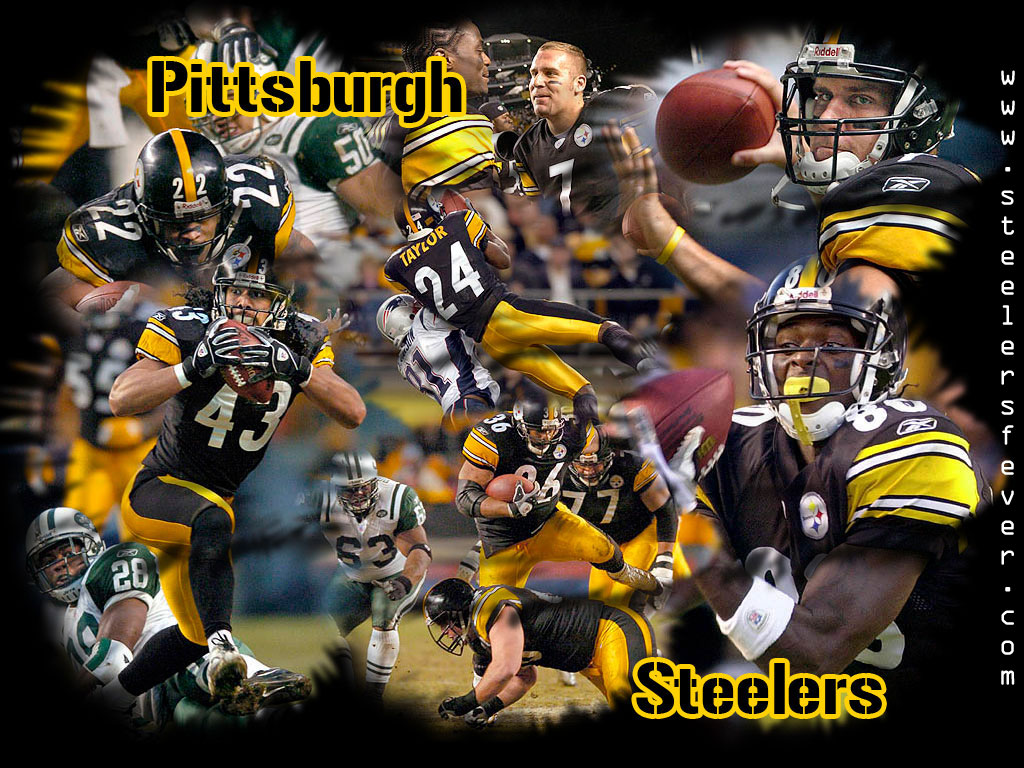 Steelers wallpaper Fondos de pantalla de Pittsburgh Steelers 1024x768