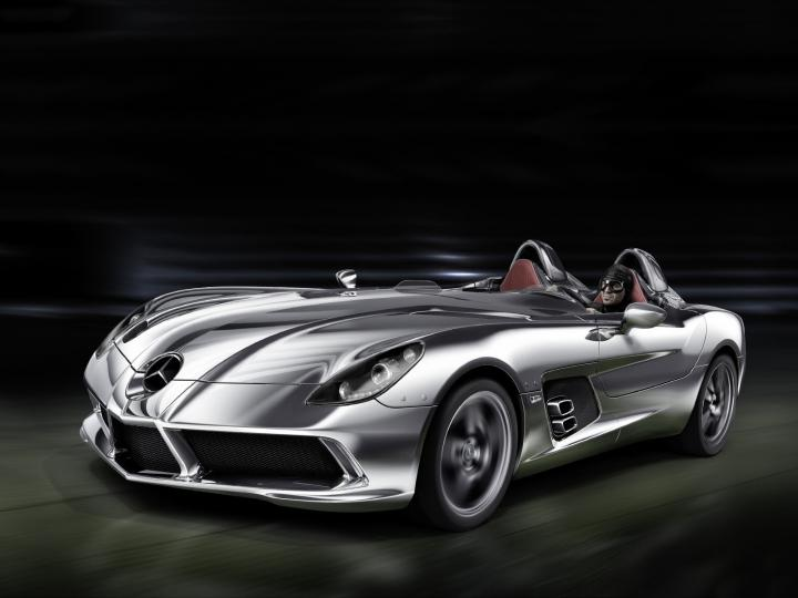 Mercedes Benz SLR Stirling Moss 2009 Wallpapers updated   Mercedes 720x540