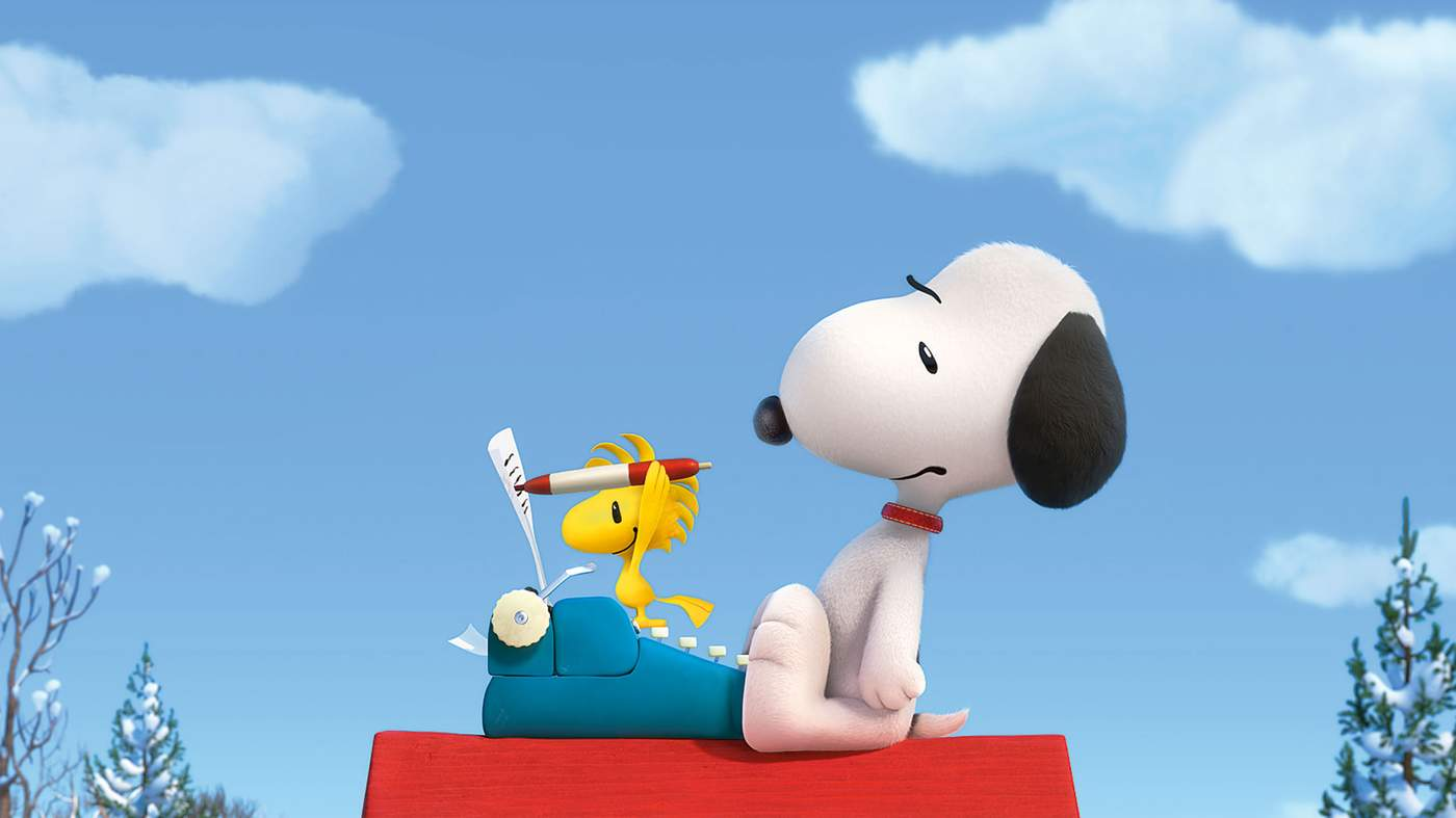 Peanuts The legacy of Charlie Brown creator Charles M Schulz 1400x787