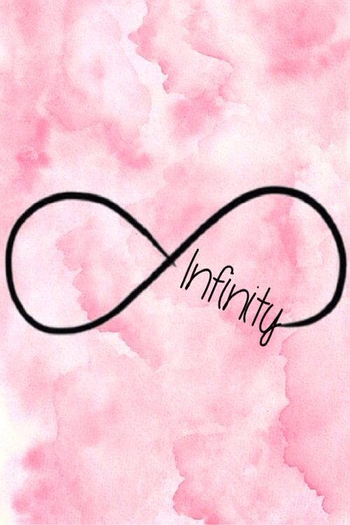 Cute Anchor With Infinity Symbol