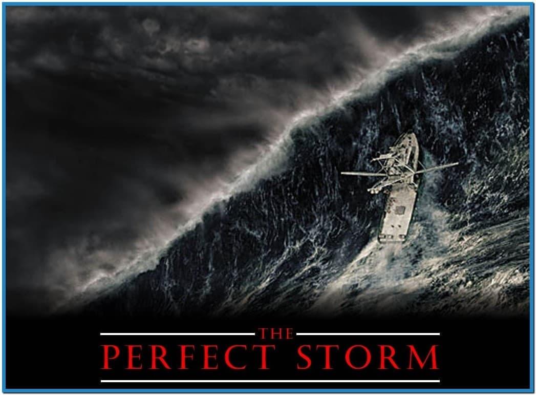 Perfect Storm Screensaver Thunderstorm Screensaver With Sound 1047x771