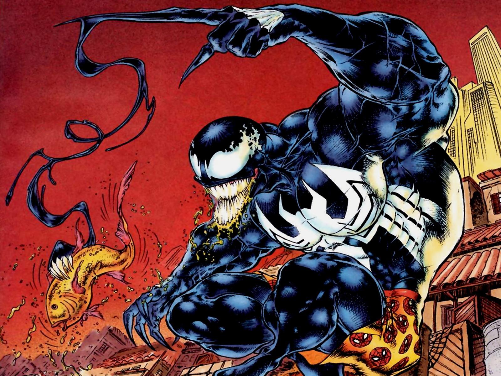 Venom Wallpaper 1600x1200
