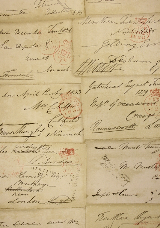Love Letter   Parchment wallpaper from Andrew Martin   HD Wallpapers 534x758