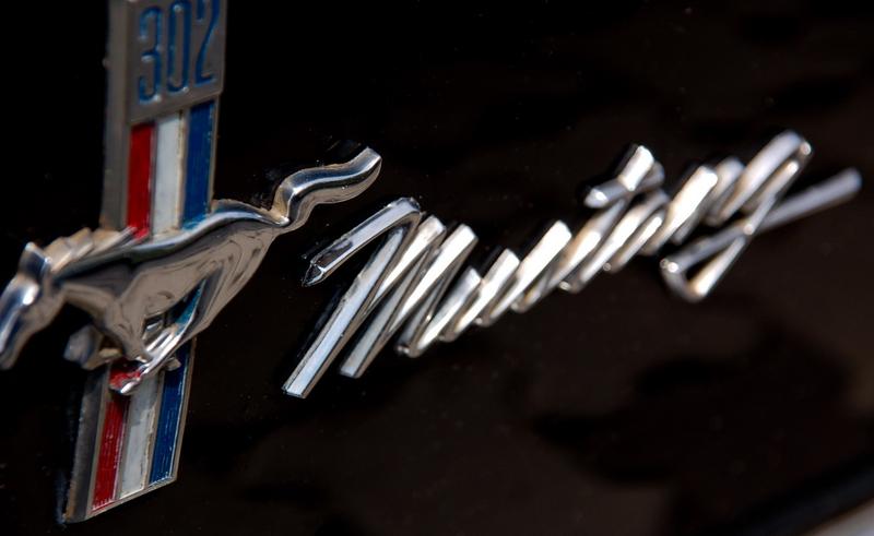 Mustang Emblem Wallpaper Classic mustang logo 800x491