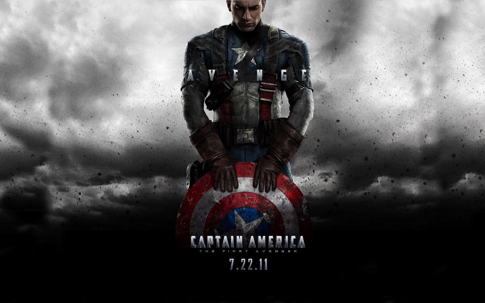 Hd wallpaper of captain america - Captain America First Avenger Wallpapers Hd Wallpapers