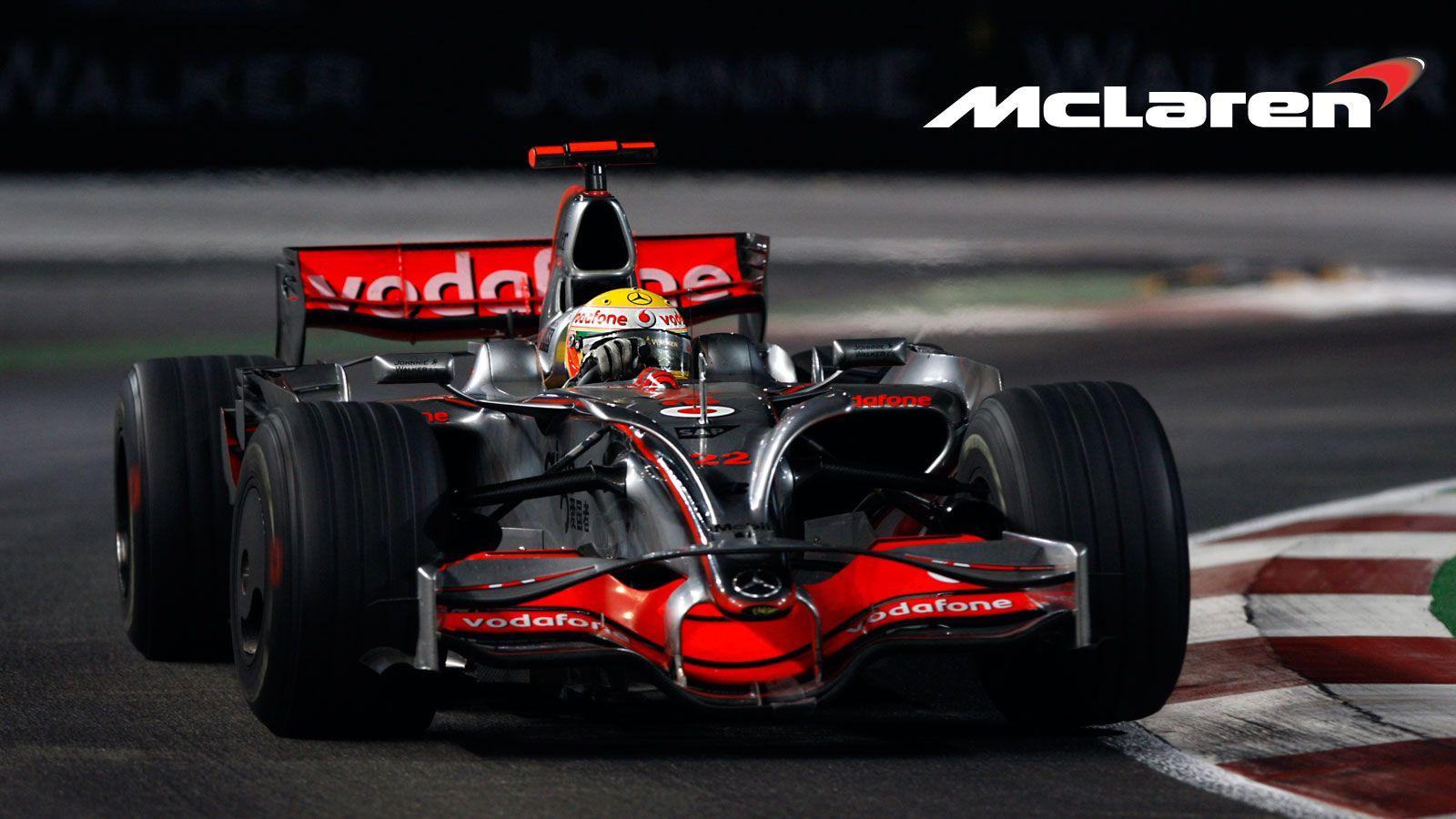 Mclaren Formula 1 Wallpapers WeNeedFun 1600x900