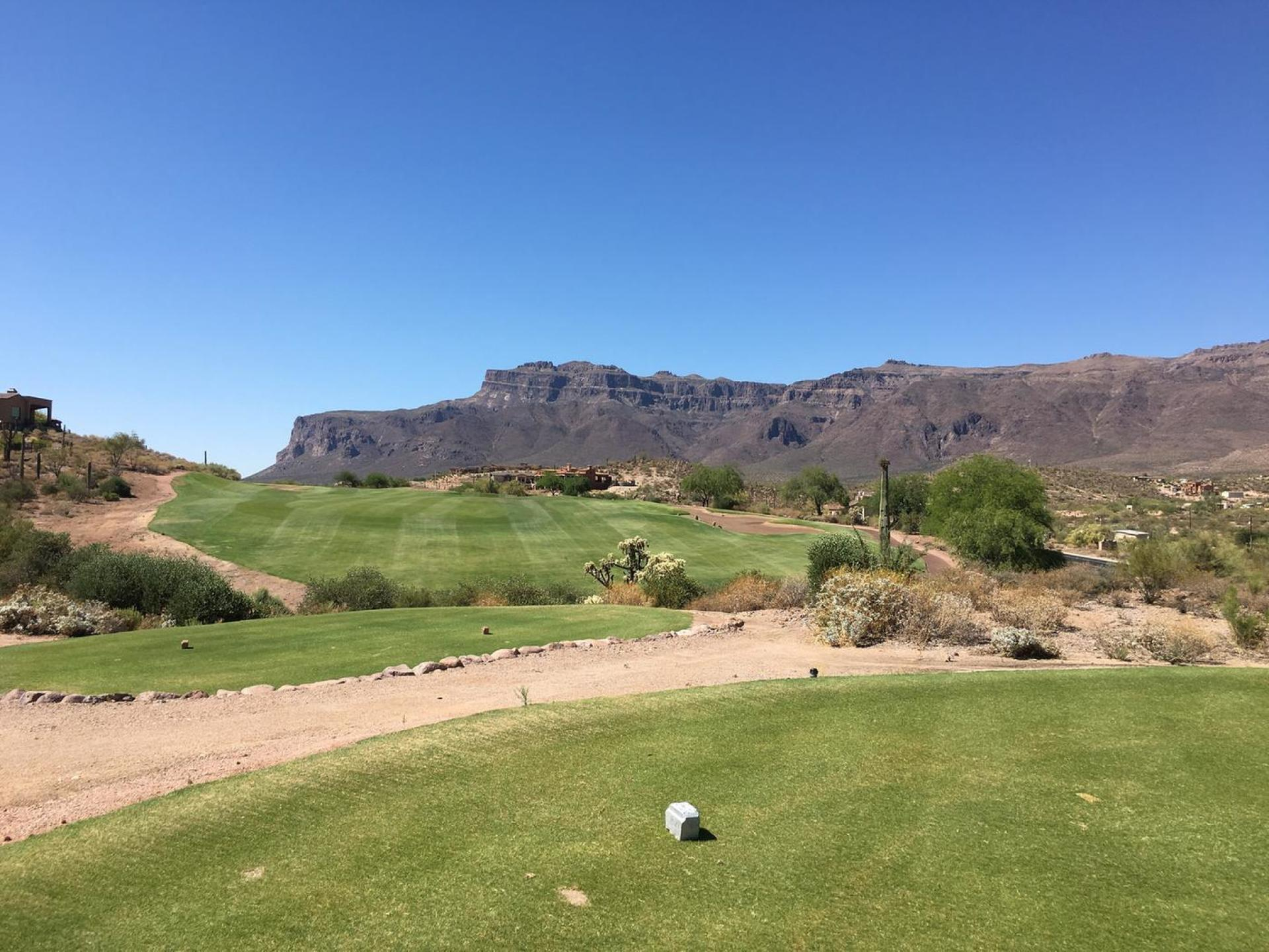 Dinosaur Mountain at Gold Canyon Golf Resort in Gold Canyon 1920x1440