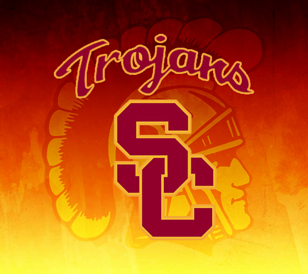 Photo University of Southern California Trojans in the album Sports 600x534