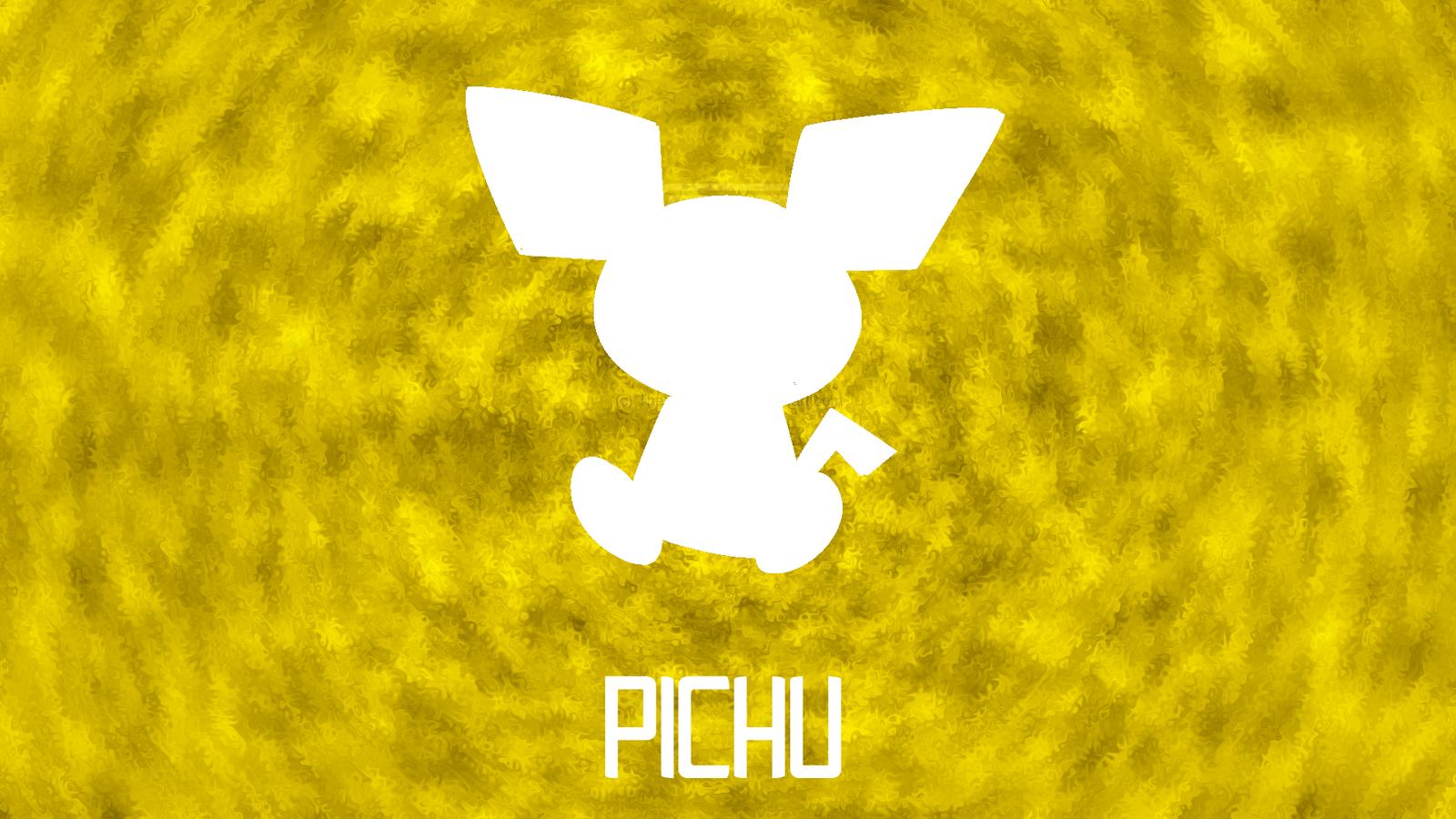 Pichu Wallpaper for Pinterest 1600x900