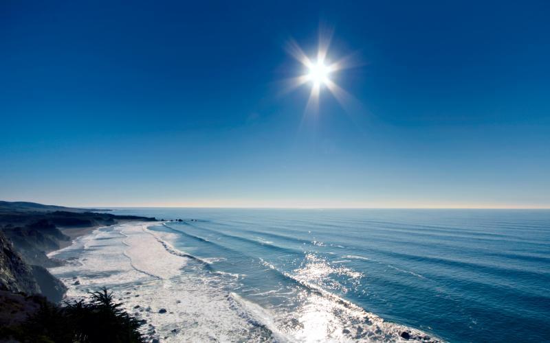 HD Ocean View Wallpaper | Download Free - 54318