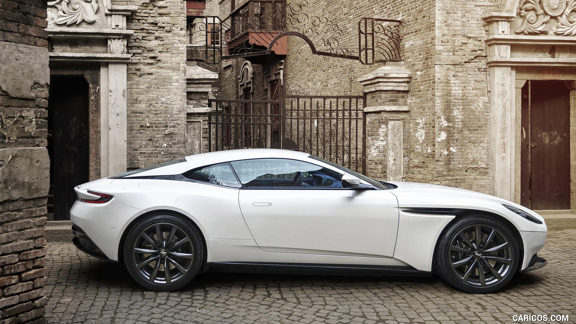 2018 Aston Martin DB11 V8 HD Wallpaper 4 1920x1080