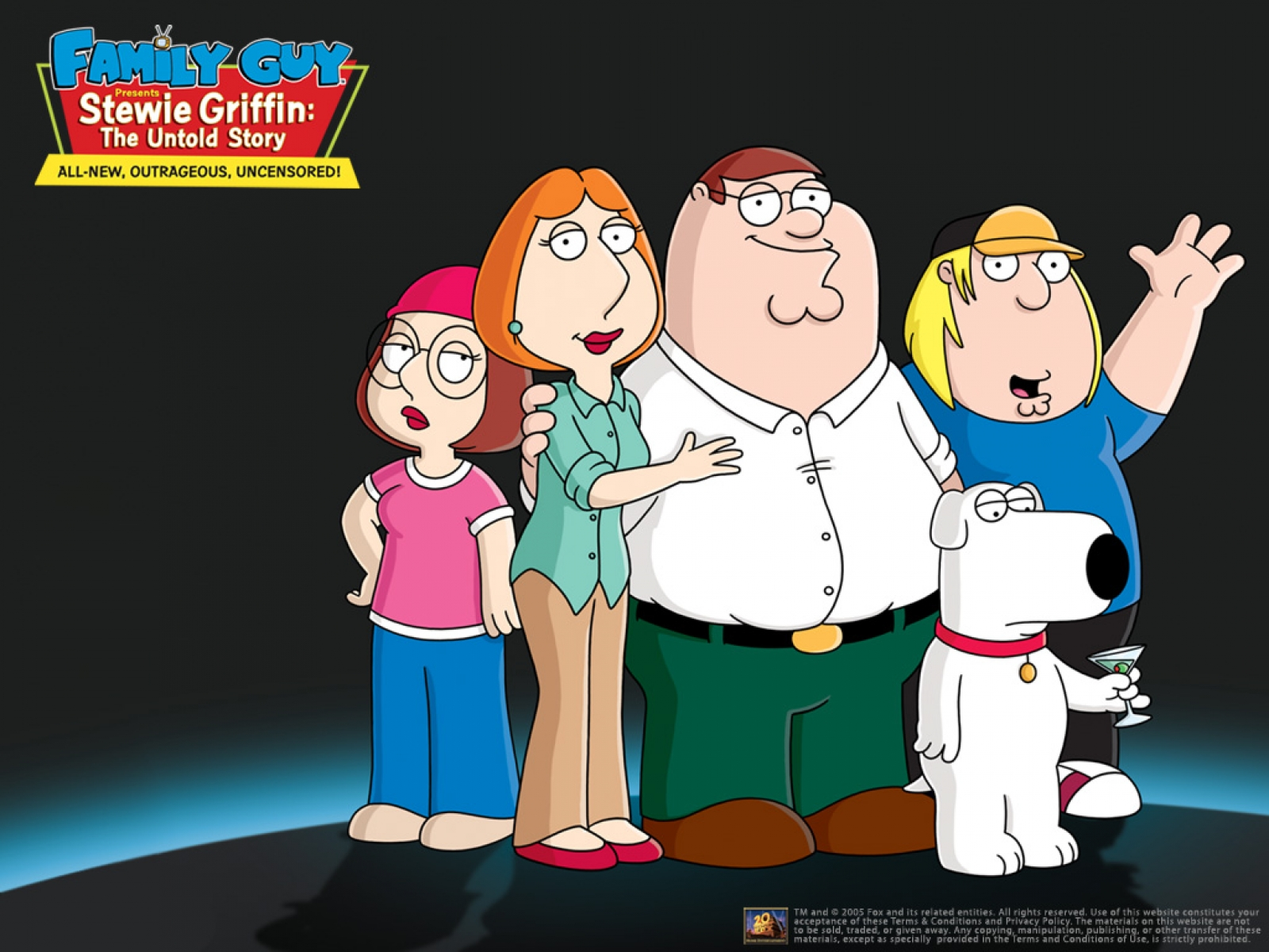 Family Guy Computer Wallpapers Desktop Backgrounds 1600x1200 ID 1600x1200