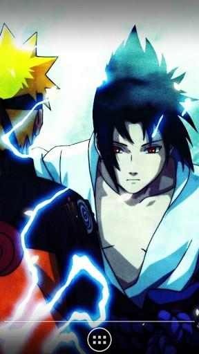 View bigger   Sasuke Naruto Livewallpaper for Android screenshot 288x512