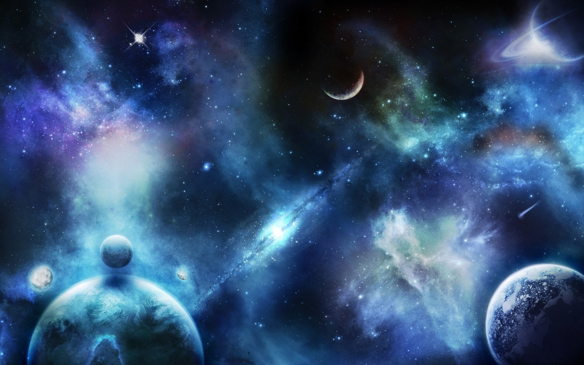 Cool Space Wallpaper 777344 1920x1200px by Alan Snowden 1920x1200