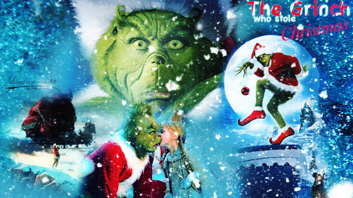 45 The Grinch Christmas Wallpapers   Download at WallpaperBro 1192x670