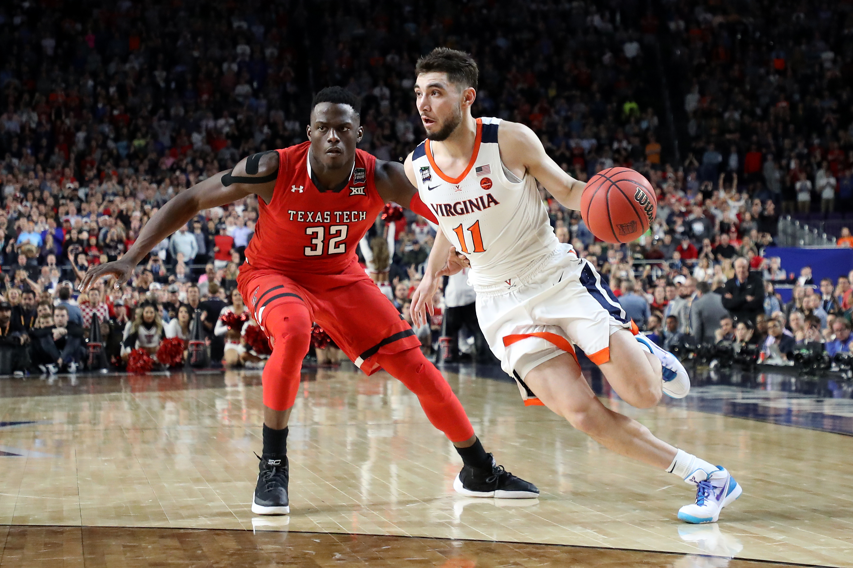 Ty Jerome Will Enter 2019 NBA Draft Leave Virginia After Title 2902x1934