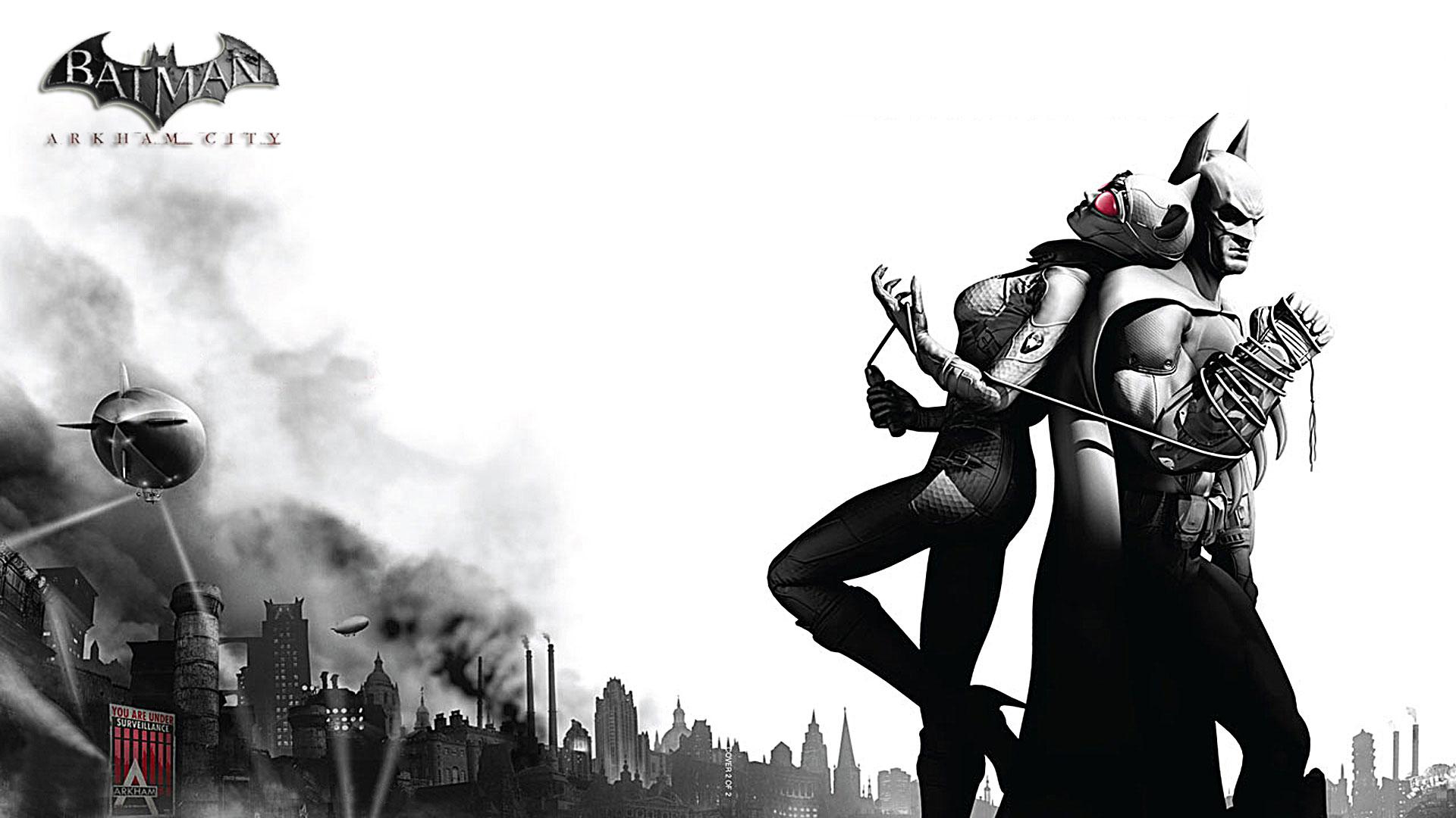 Batman Arkham City Wallpapers in HD High Resolution 1920x1080