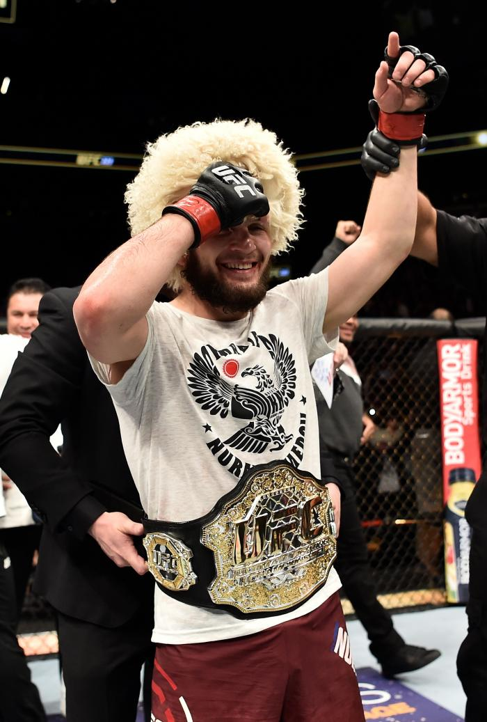 Photo Gallery Khabib Nurmagomedov UFC 700x1037