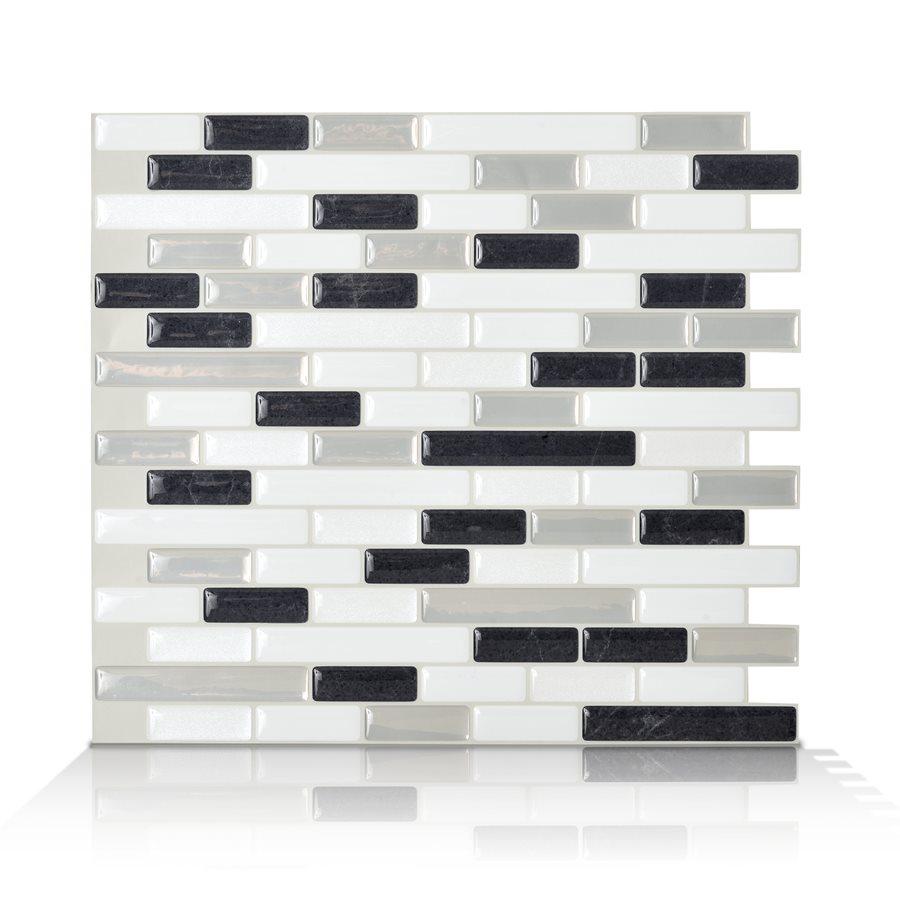Alaska Peel and Stick Vinyl Mosaic Subway Wall Tile Lowes Canada 900x900