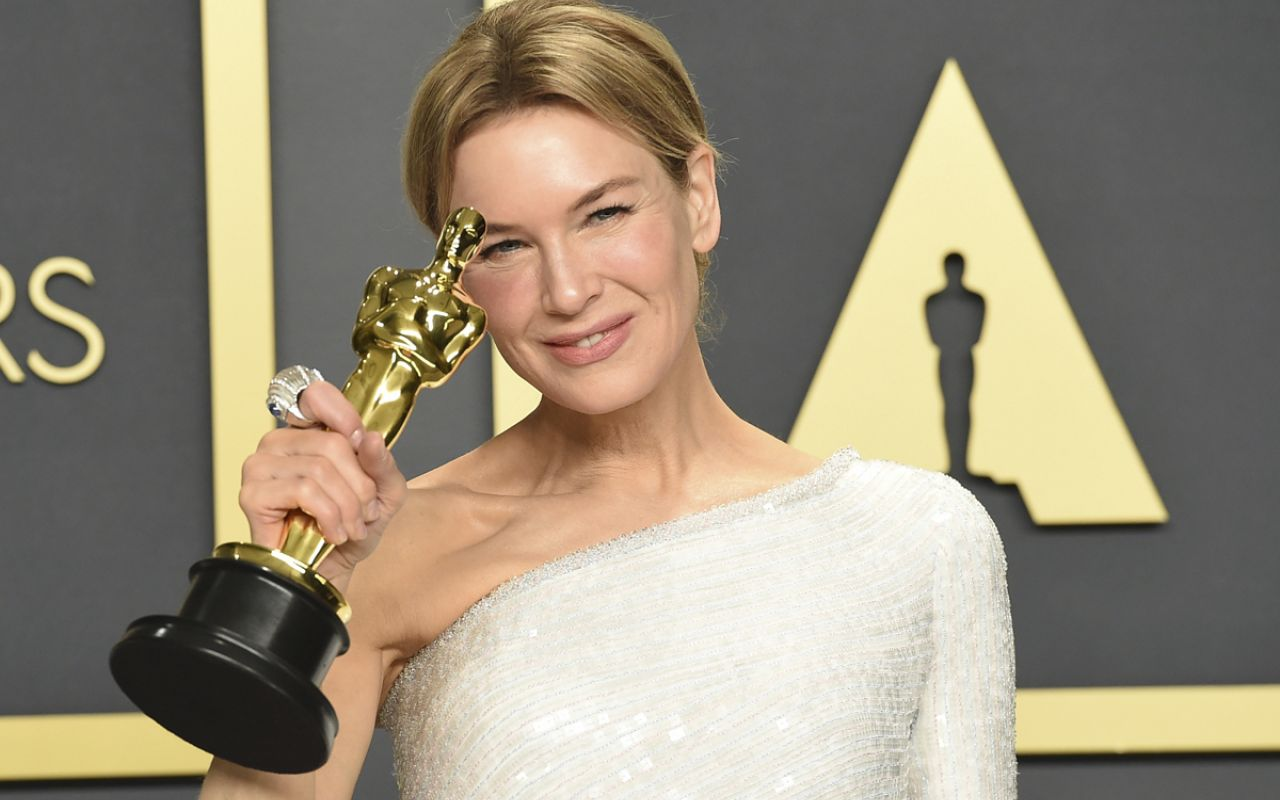 Zellweger completes comeback with best actress Oscar win   Sunny 95 1280x800