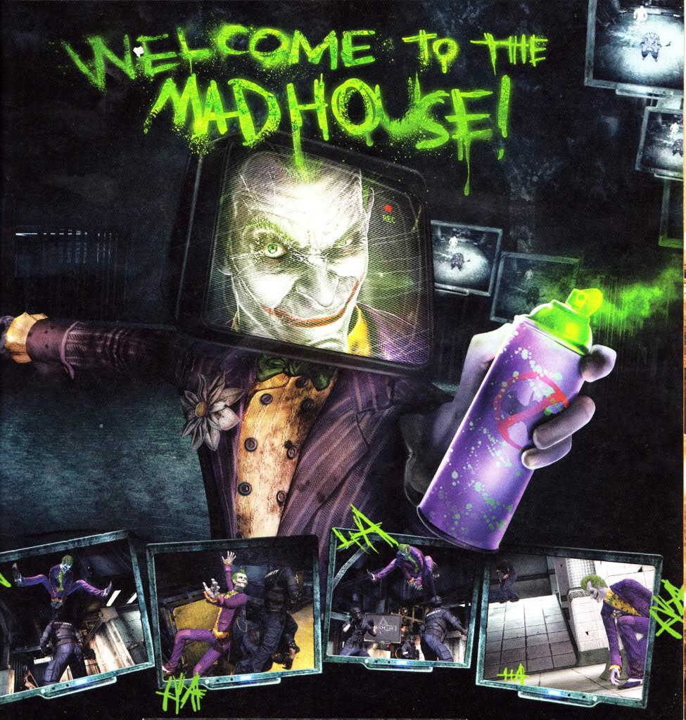 Joker Batman Arkham Asylum Wallpaper Images Pictures   Becuo 975x1024