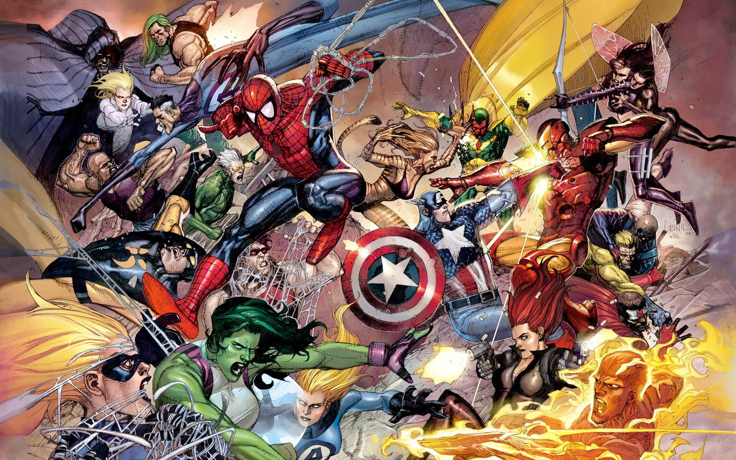 action fighting 1cacw warrior sci fi avengers wallpaper background 2560x1600