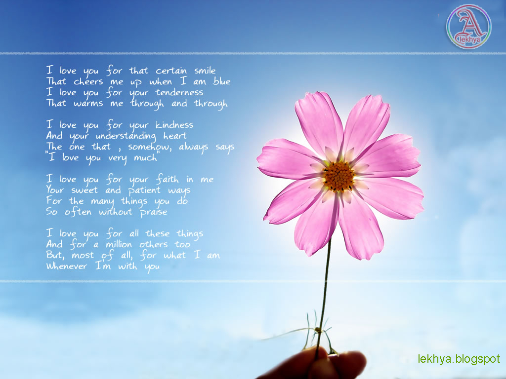 love you poem wallpaper i love you wallpapers i love you wallpaper 1024x768