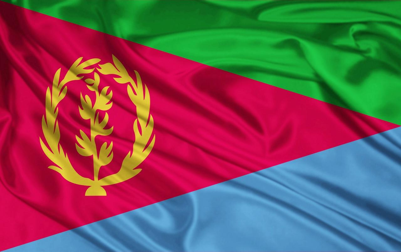 Eritrea Flag wallpapers Eritrea Flag stock photos 1280x804