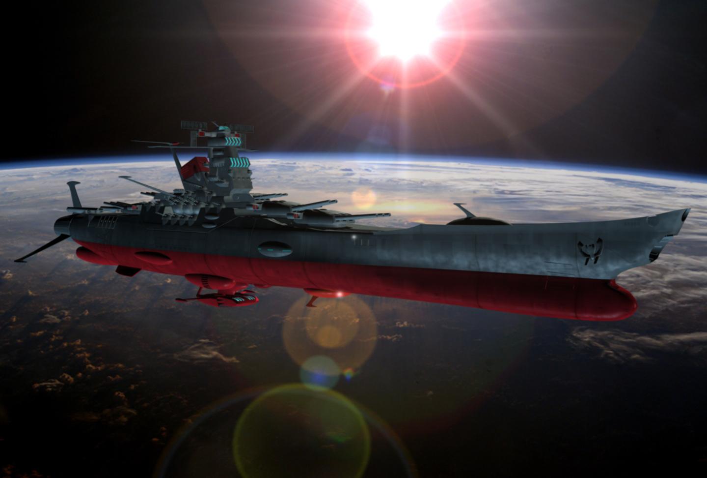 yamato space battleship yamato 1440x972