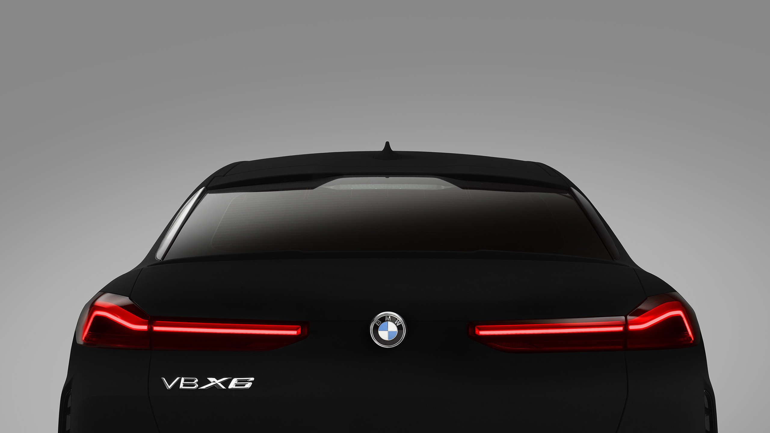 BMW X6 Vantablack 2019 4 Wallpaper HD Car Wallpapers ID 13182 2560x1440