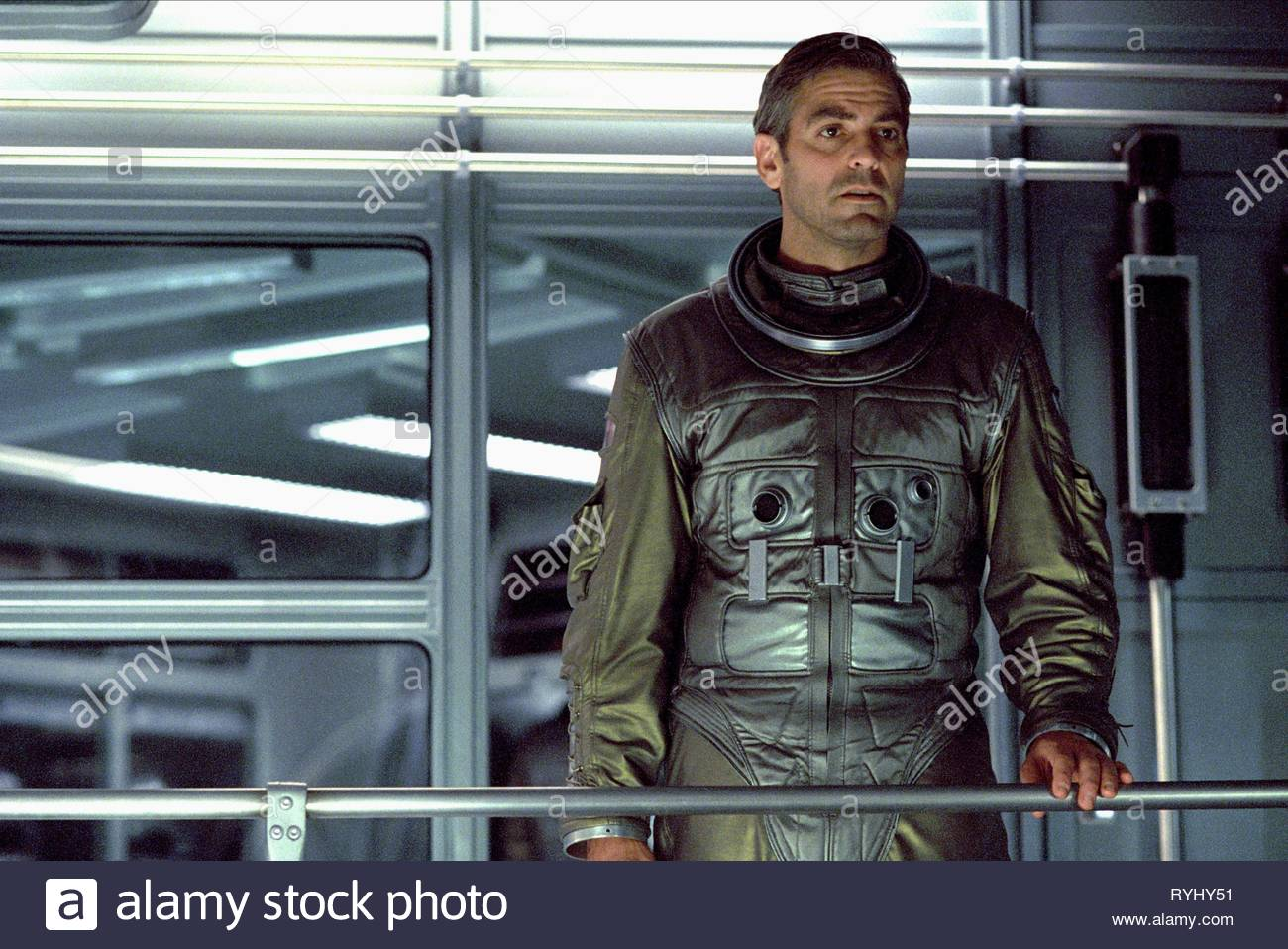 SOLARIS GEORGE CLOONEY 2002 Stock Photo 240724989   Alamy 1300x958