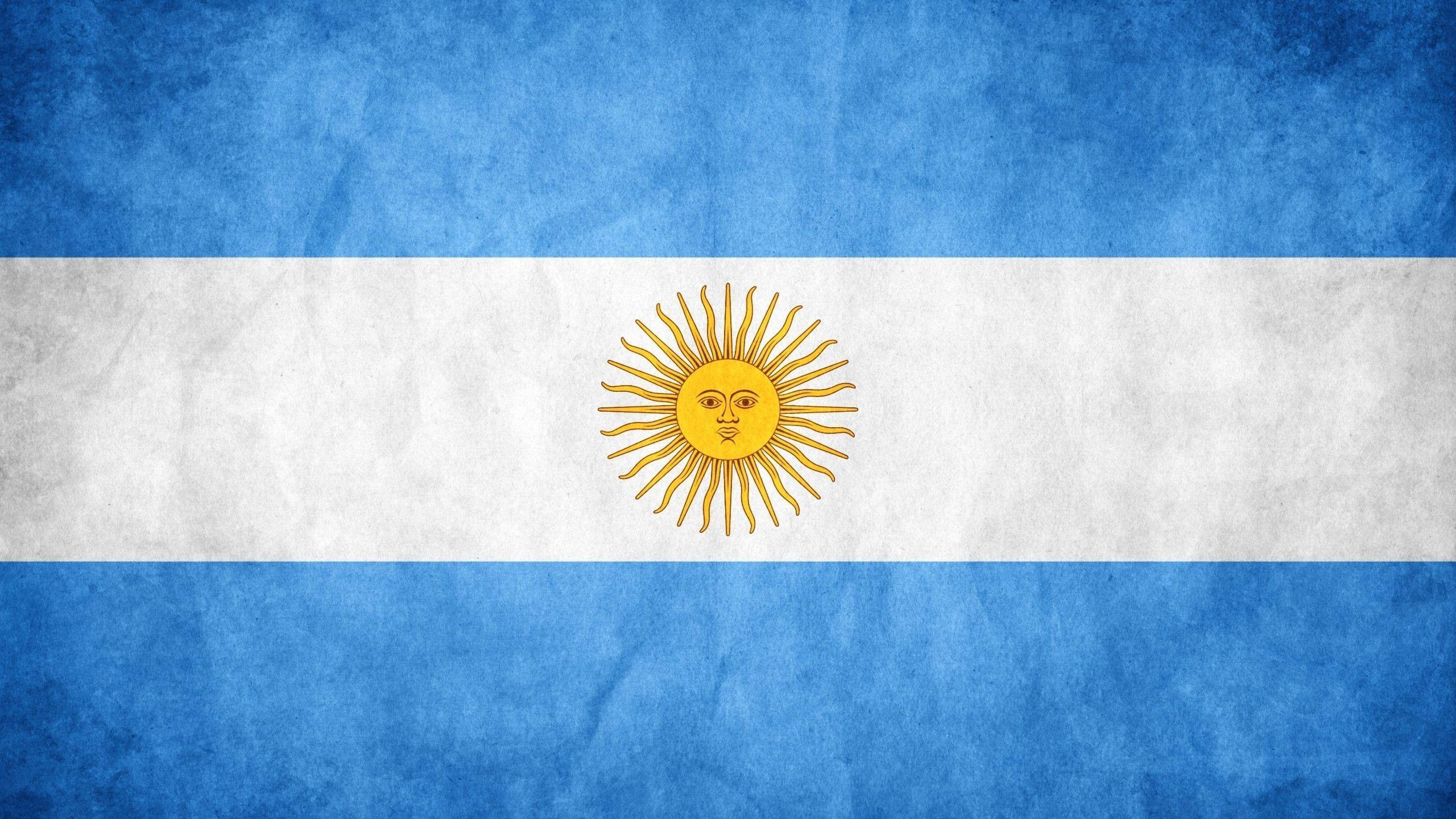 Argentina Flag Wallpapers 2560x1440
