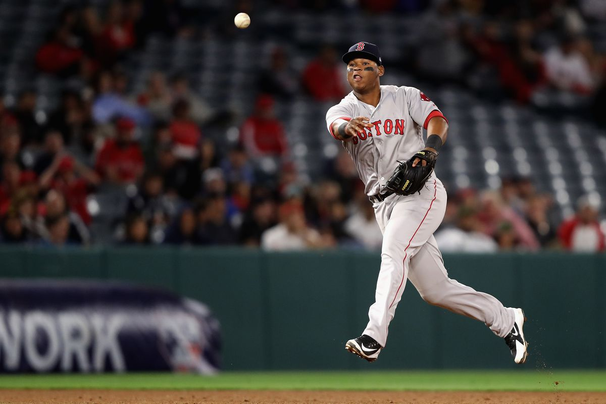 Red Sox News Rafael Devers Sean Manaea Tzu Wei Lin   Over the 1200x800