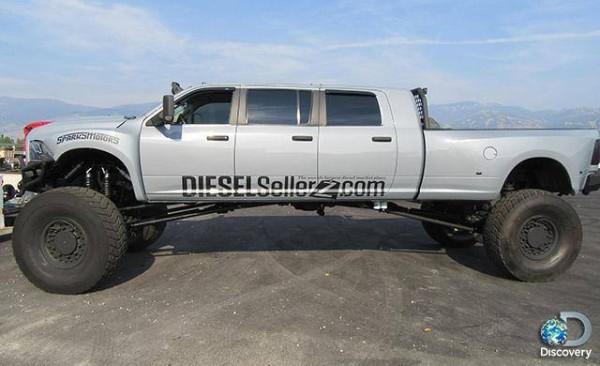 Diesel Brothers Mega Ram >> Download Diesel Brothers Recap Mega Ram Unselfishly Gives Up Axle