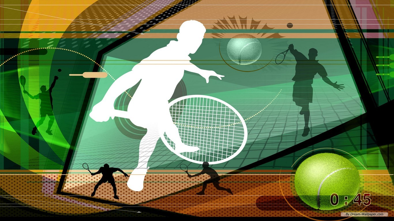 Sports Backgrounds 1366x768