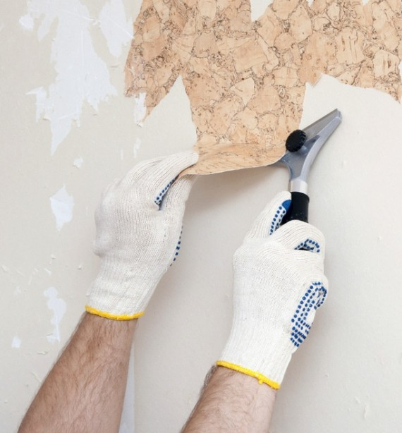 The Best Way To Remove Wallpaper   CabinetsToGo 570x614