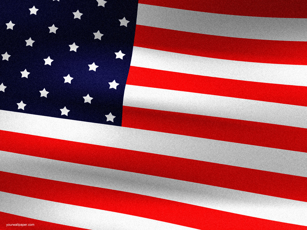 US Flag Wallpaper 1280x960