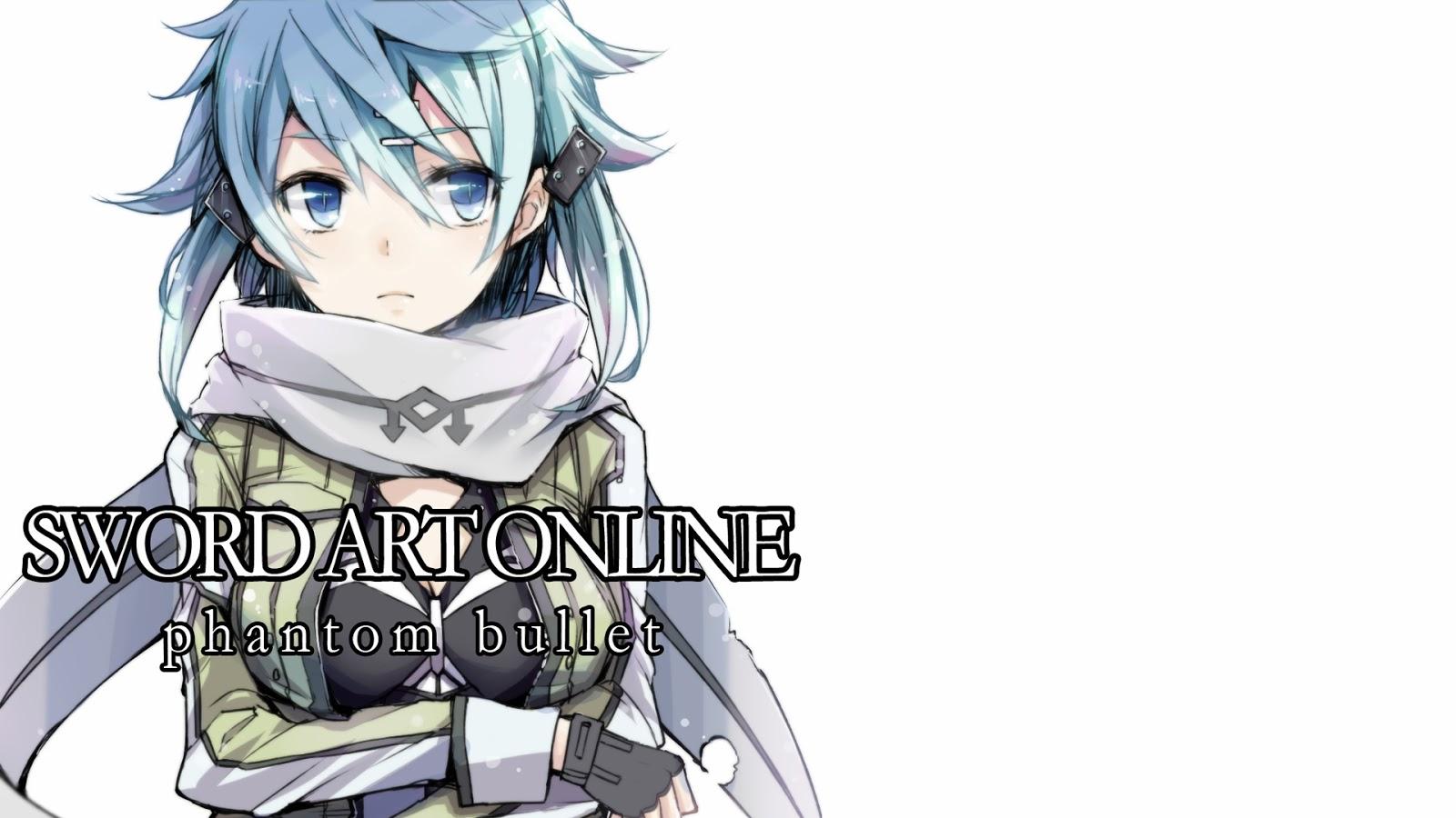 Free Download Asada Shino Sinon Gun Gale Online Phantom Bullet Arc