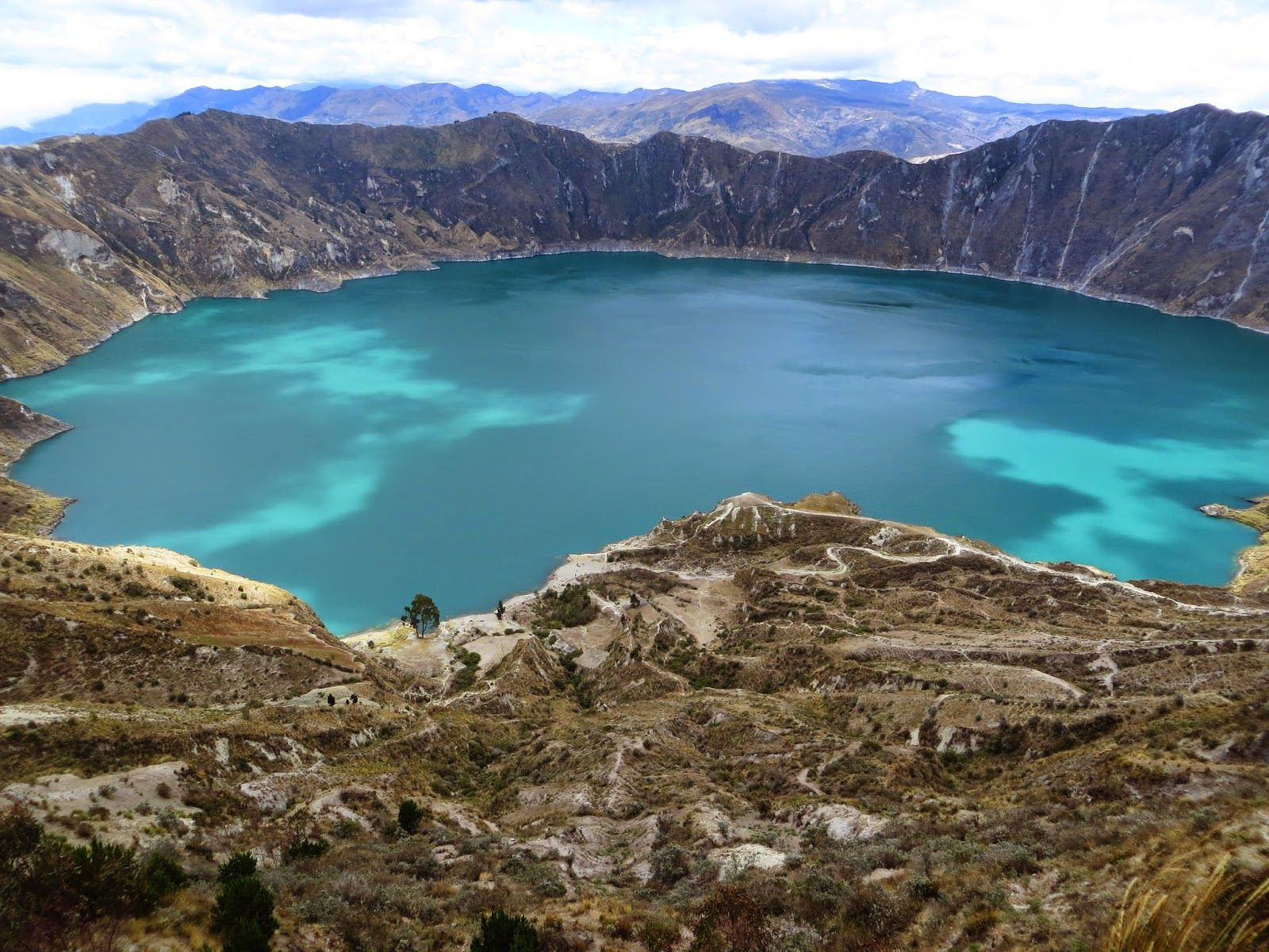 Incredible Quilotoa Travel Inspirations Travel inspiration 1600x1200