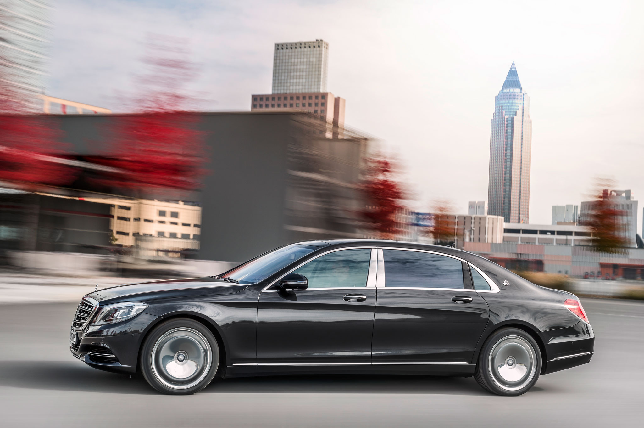 2016 Mercedes Maybach S600 Priced from 190275 2048x1360