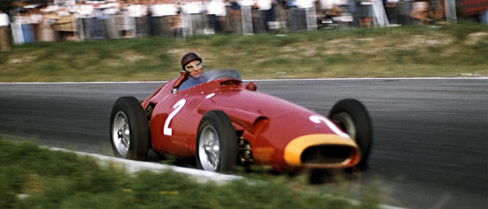 Juan Manuel Fangio Formula One Art Genius 1680x720