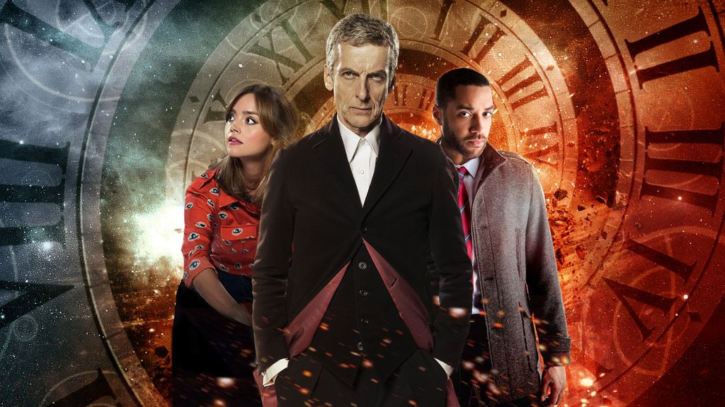Dr Who Staffel 8