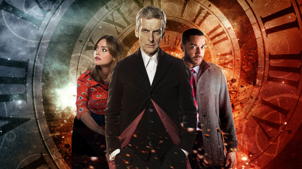 DOCTOR WHO SERIES 8 Wallpaper by MrPacinoHead 1024x576
