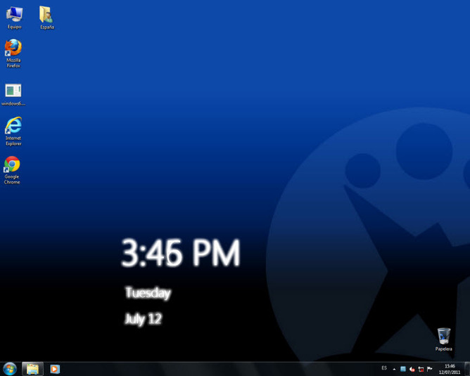 w8 desktop clock for windows 7 04 668x535jpg 668x535