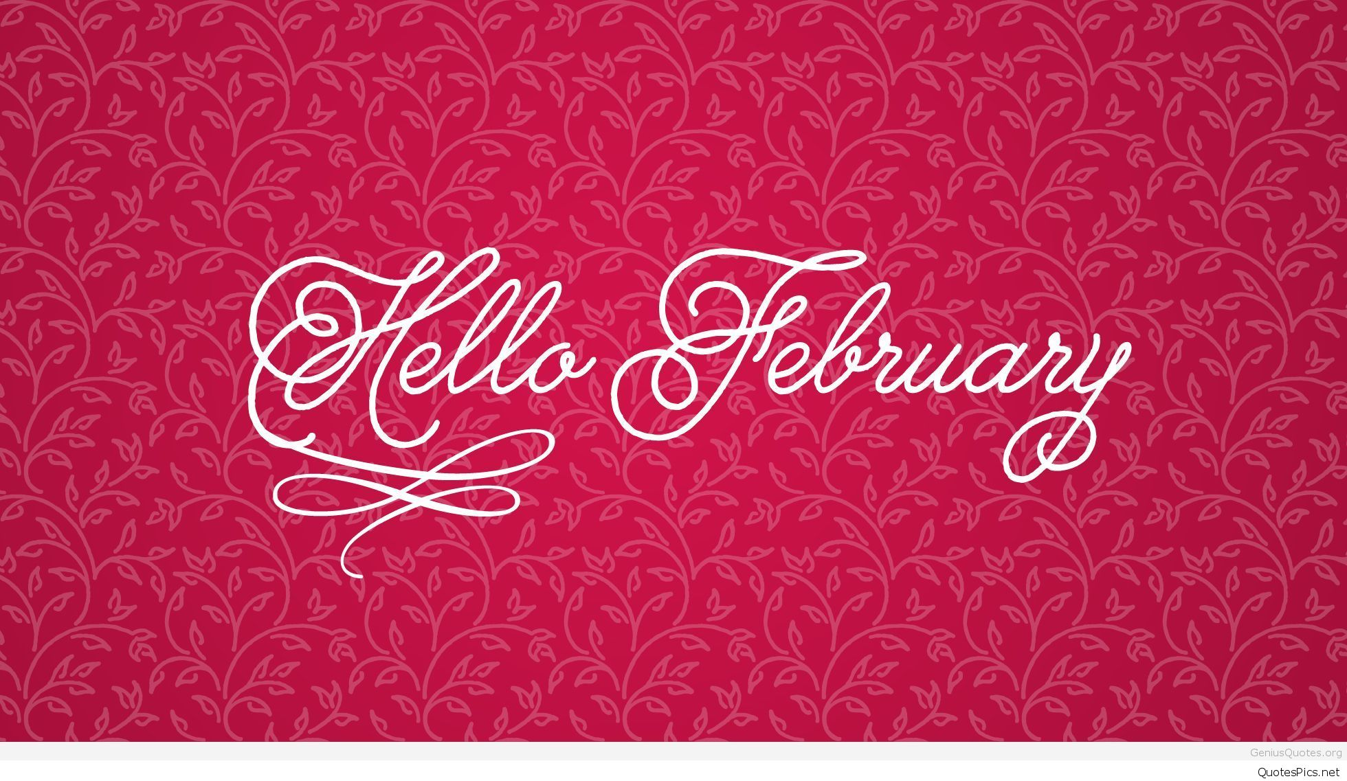 Best Hello February Quotes Sayings Pictures 2017 2018 1960x1137