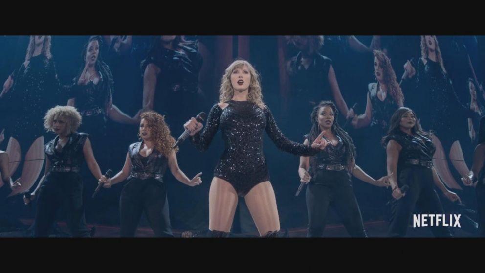 Taylor Swift brings her Reputation stadium tour to Netflix Video 992x558
