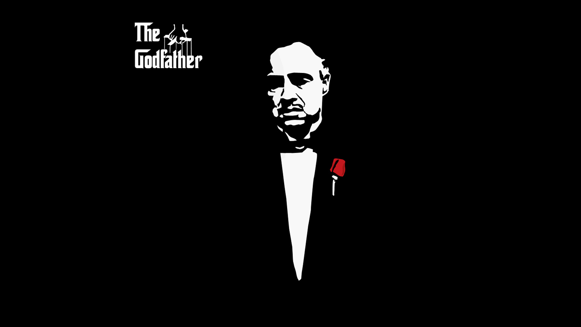 Don Vito Corleone   The Godfather wallpaper 20359 1920x1080