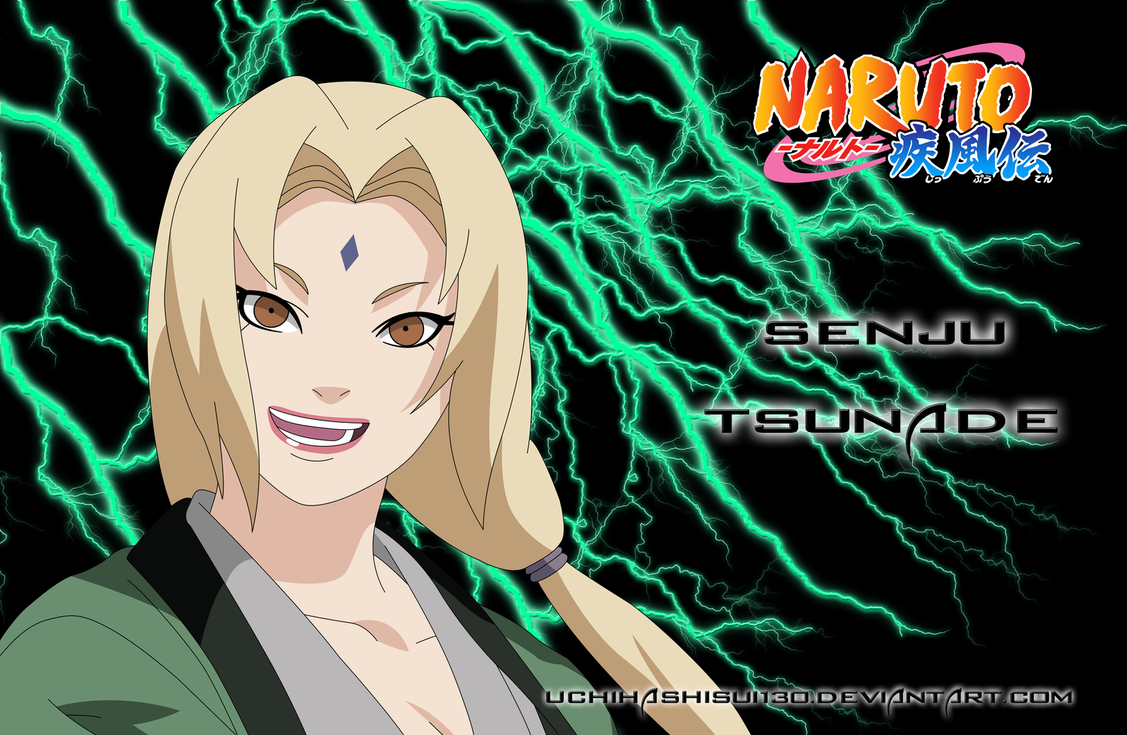 Naruto Tsunade Wallpaper Wallpapersafari